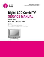 Buy LG GOLDSTAR 3828TSL091J(CB773H FULL) Service Information by download #112553