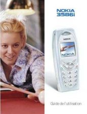 Buy NOKIA 3586I MOBILE PHONE OPERATING GUIDE by download Mauritron #230224