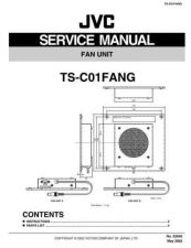 Buy JVC TS-C01FANG Service Manual Schematic Circuit. by download Mauritron #272684