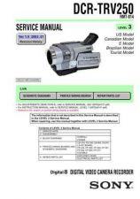 Buy Sony DCR-TRV75_TRV75E_TRV80_TRV80E lev1 Service Manual by download Mauritron #2