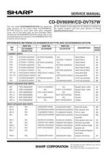 Buy Sharp CD-BP99V Technical Information by download Mauritron #232758