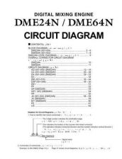 Buy Yamaha DME24N 64N PCB5 C Manual by download Mauritron #256180