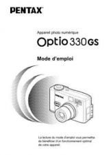 Buy PENTAX OPTIO330GS FRE OPM CAMERA INSTRUCTIONS by download #119091