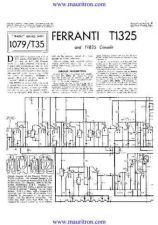 Buy FERRANTI T1325 by download Mauritron #315374