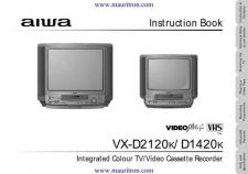 Buy Aiwa VXD2120 Operating by download Mauritron #320426