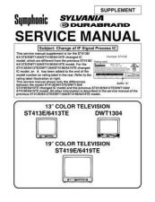 Buy Emerson 6413TE Service Manual by download Mauritron #330524