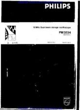 Buy Philips PM3234 Service Manual by download Mauritron #306182