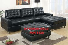 Buy Sectional Sofa sectionals chaise Leather Sofa Sectional couch 2 Piece Set #F7302
