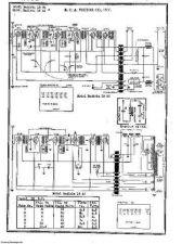 Buy RCA Radiola M0040317 Wireless Schematics Circuits by download Mauritron #324787