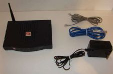Buy ZOOM MODEM 5590B ADSL X6 WIRELESS LAN ROUTER internet network w/extras