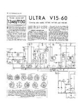 Buy ULTRA V17-60 Service Manual by download Mauritron #315882