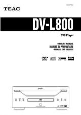Buy Teac DV-50sEF Operating Guide by download Mauritron #318634