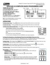 Buy Pitco L20-320 Instructions by download #333664