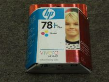 Buy 78 plus TRI COLOR ink jet Cartridge HP PhotoSmart 1315 P1000 1218 1215 printer