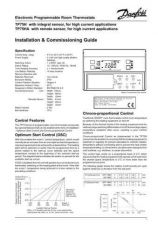 Buy Danfoss 4557 Operating Guide Instructions by download Mauritron #328238