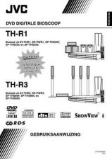 Buy JVC TH-R3-8 Service Manual by download Mauritron #276949