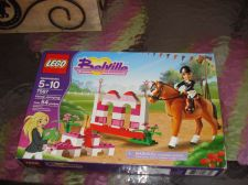 Buy LEGO 7587 Belville Horse Jumping set BRAND NEW Friends Sealed Box Collectors