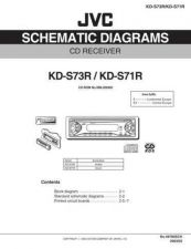 Buy JVC KD-S73R_KD-S71R_schem Service Manual Circuits Schematics by download Mauritron #2
