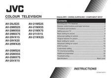 Buy JVC AV-29JT34 Service Manual by download Mauritron #279851