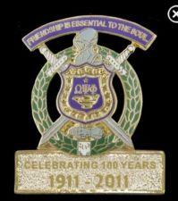 Buy Omega Psi Phi Centennial Pin