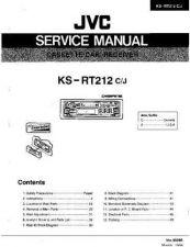 Buy JVC KS-RT120U Service Manual by download Mauritron #282503