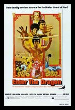 Buy ENTER THE DRAGON Bruce Lee canvas. unframed home decor