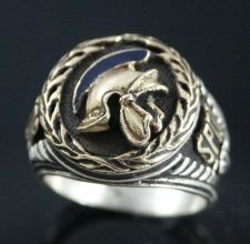 Buy Roman Pro Counsel SPQR Ring sterling silver