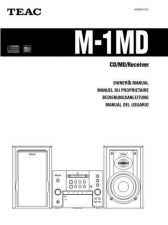 Buy Teac M1MDEFGS Operating Guide by download Mauritron #318865