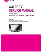 Buy LG LG-Service Manual 049D_4 Manual by download Mauritron #305115