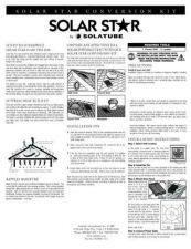 Buy Honeywell Solarstar Conversionkit by download Mauritron #318073