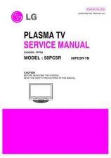 Buy LG 50PC5R Manual by download Mauritron #304346