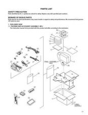 Buy JVC GR-D90PARTS Service Manual by download Mauritron #279127