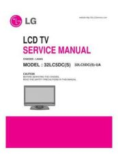 Buy LG MFL36550702(32LC5DC-UA) Manual by download Mauritron #305616