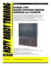 Buy Hitachi DP86TrainPack Technical Training Guide by download Mauritron #331810