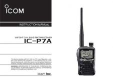 Buy Icom IC-F33GT GS F43GT GS MANUAL Land Mobile Operating Guide by download Mauritron #3