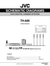 Buy JVC TH-A85-3 Service Manual by download Mauritron #283719