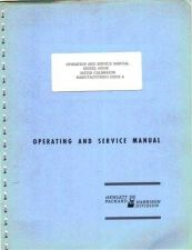 Buy Hewlett Packard 6920B Service Manual by download Mauritron #326671