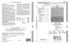 Buy RCA P46921 TV Service Manual by download Mauritron #322781