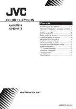 Buy JVC AV-14FN15-============================== Service Manual by download Mauritron #27