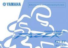 Buy Yamaha 3C3-28199-23 Motorcycle Manual by download #334040