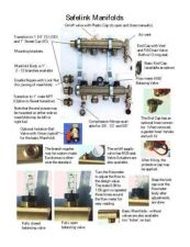 Buy Honeywell Safelinkmanifold Manual by download Mauritron #318062