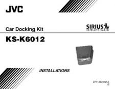 Buy JVC KS-K6012-1 Service Manual by download Mauritron #282490