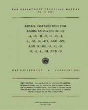 Buy Repair instructions for radio receivers BC312 and BC342_1945 by download Mauritron #3