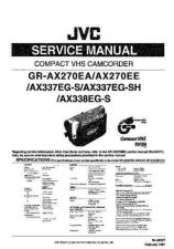 Buy JVC jvc-GR-DVL210UM_ Service Manual by download Mauritron #274727