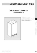Buy Chaffoteaux BRITONY SE SPARE PARTS LIST 2002 - ON by download Mauritron #324156
