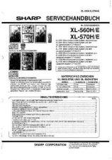 Buy JVC XL560H-E-570H-E_SM_DE(1) Service Manual by download Mauritron #278477