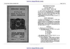 Buy Taylor 65b Manual by download Mauritron #315187