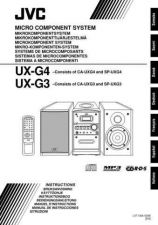 Buy JVC UX-G4-4 Service Manual by download Mauritron #284242