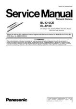 Buy Sharp BL-C10CE-2 Manual by download Mauritron #298111