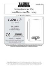 Buy Halstead EDEN CB INSTALLATION by download Mauritron #324523